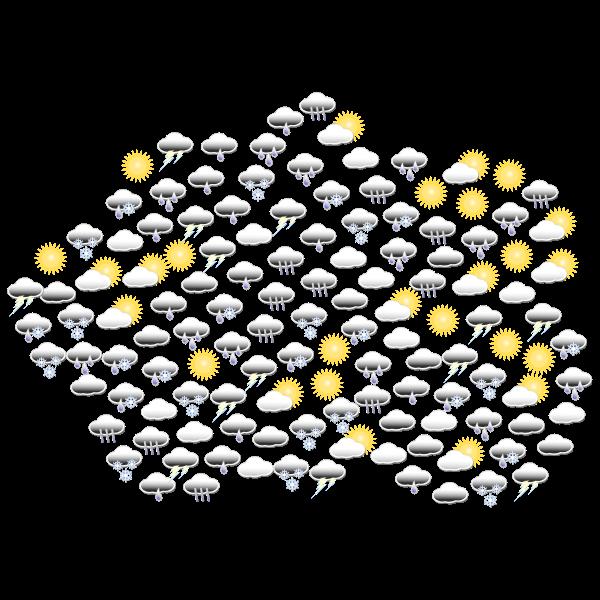 Weather icons image