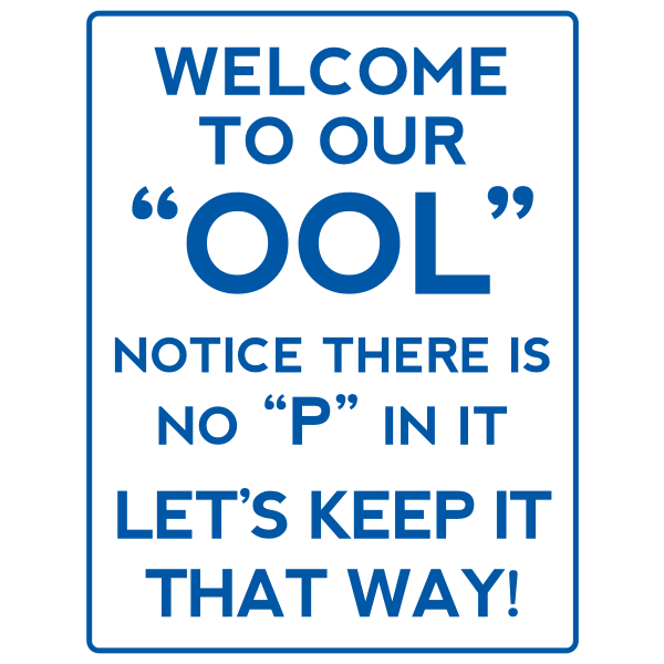 "Welcome To Our ""OOL"""