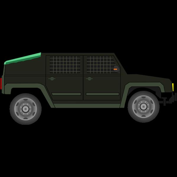 Weststar GK-M1 Military Vehicle