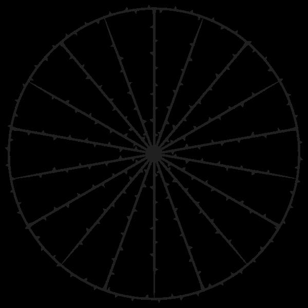 Wheel of thorns