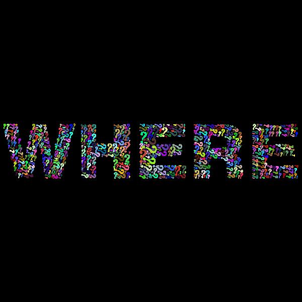 Where Typography