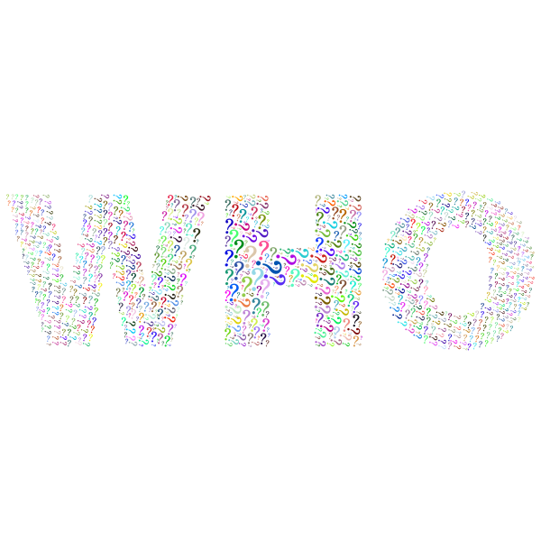 Who Typography