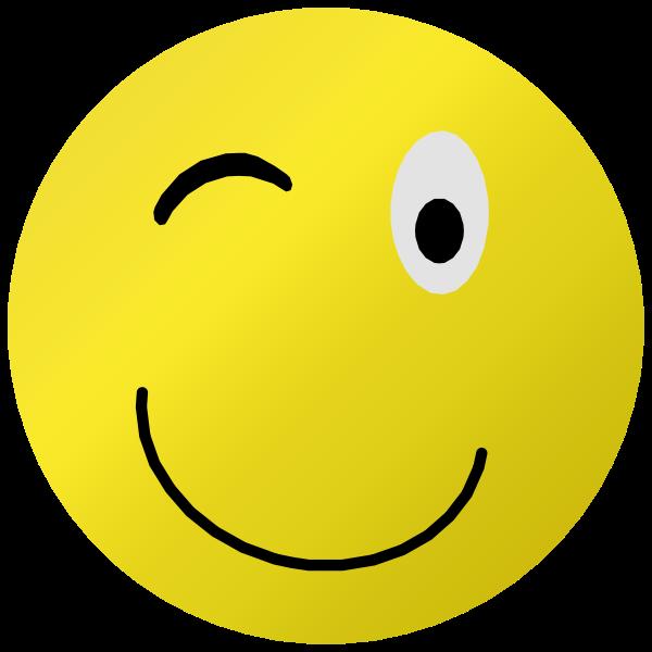 Smiley - Wink