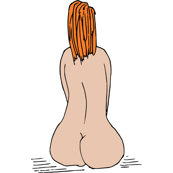 Woman Nude 4