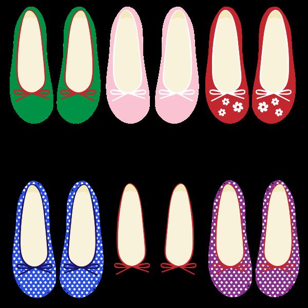 Shoes for ballet dancers