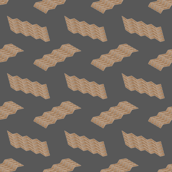 Wooden texture geometry seamless pattern remix