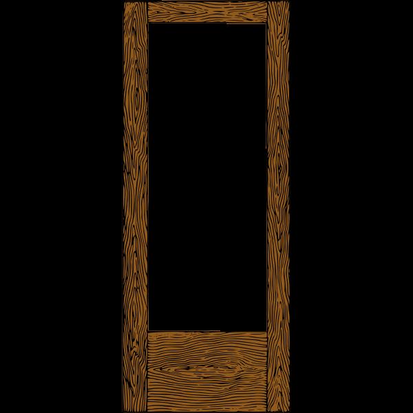 Wooden Frame Colour