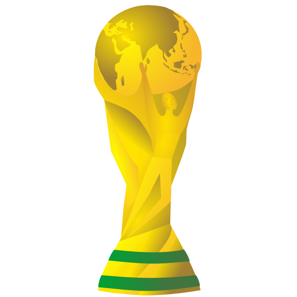 Worldcup Trophy 2014 vector image