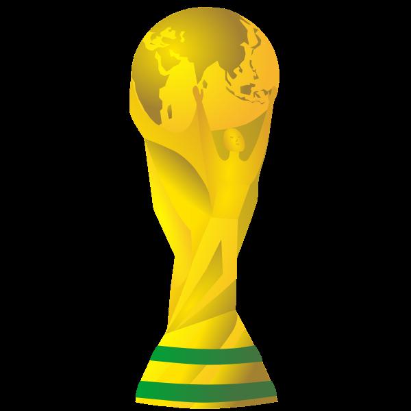 Worldcup Trophy 2014 vector image