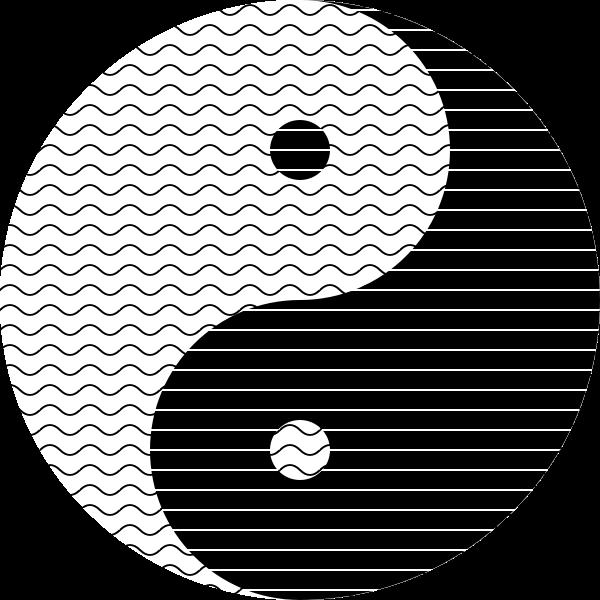 Yin Yang Waves