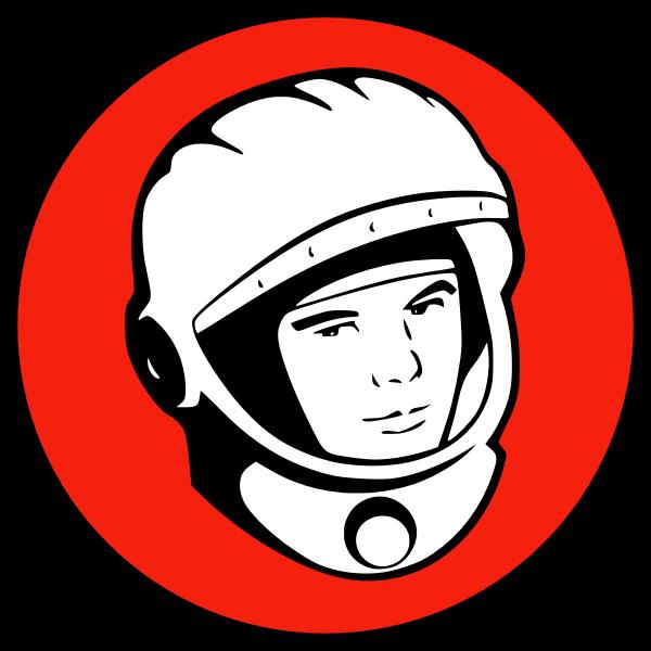 Yuri's Night logo vector graphics