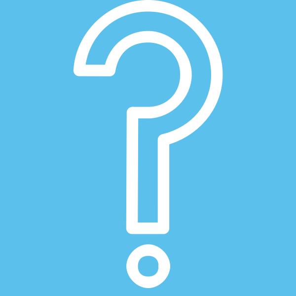Question icon icon