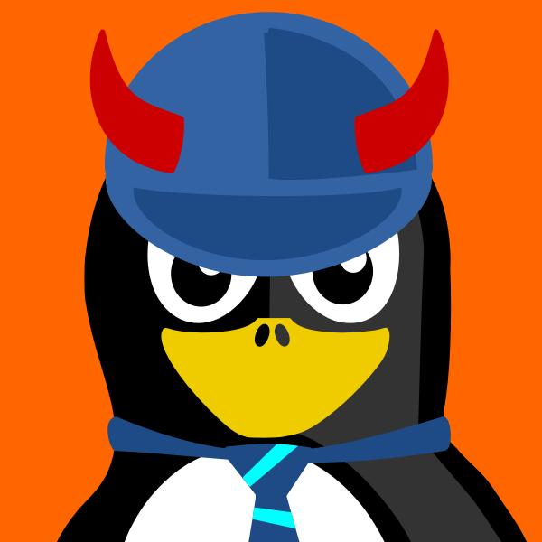 AC/DC penguin