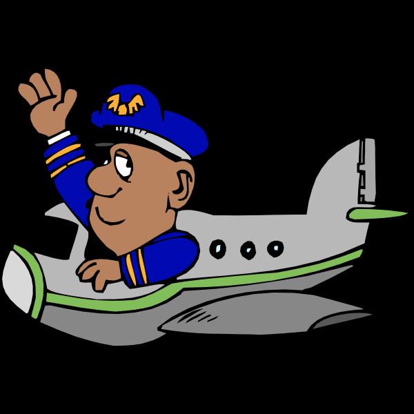 African pilot
