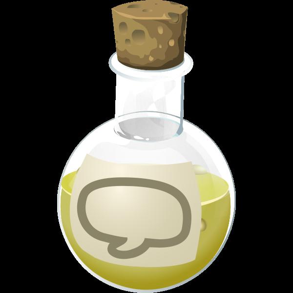 Alchemy yellow potion