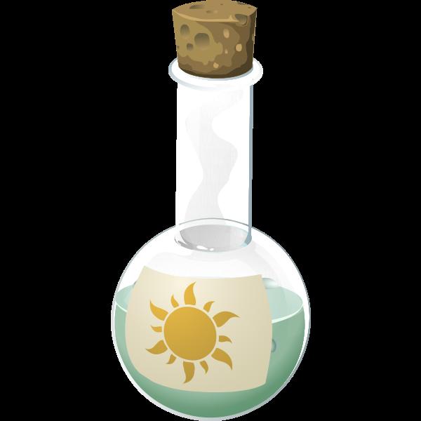 Alchemy sunny potion