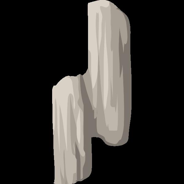 alpine landscape cliff face bandaid highlight 02b