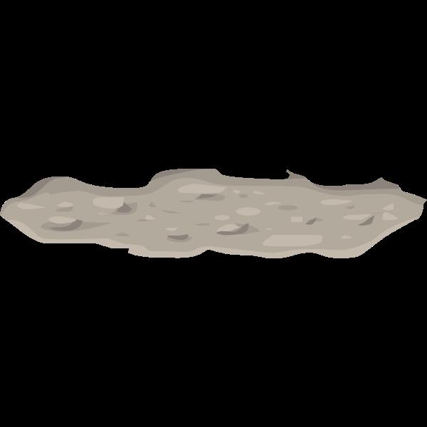 alpine landscape platform cone topper 01a al1