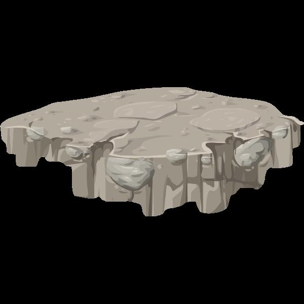 Mountain platform