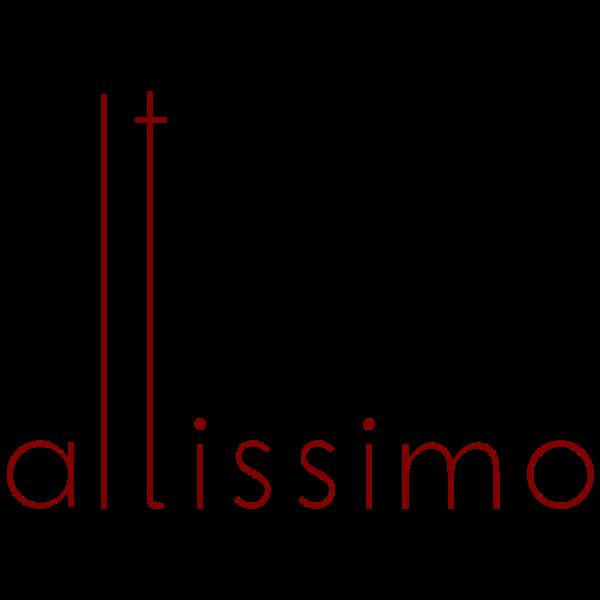 Altissimo text logo