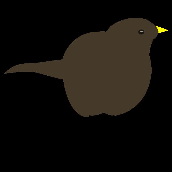 Blackbird silhouette-1573574029