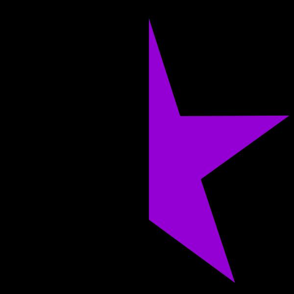 Anarcha-feminism sign vector clip art