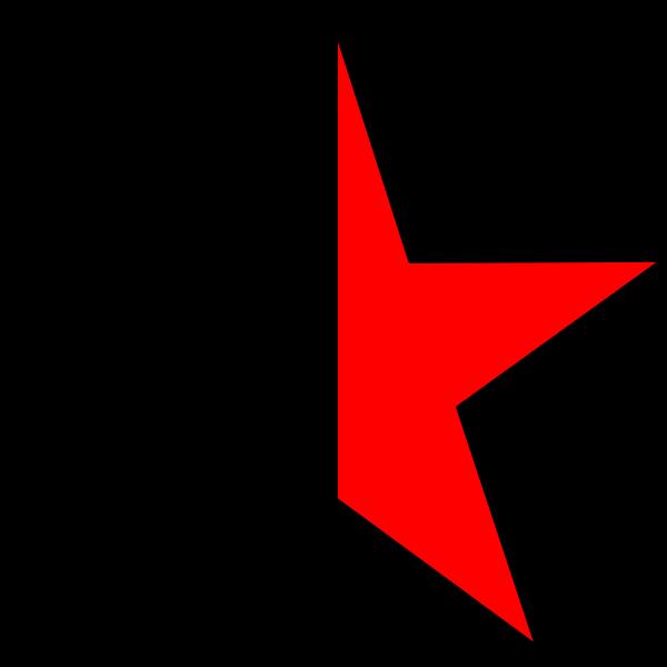Anarcho-communism vector illustration