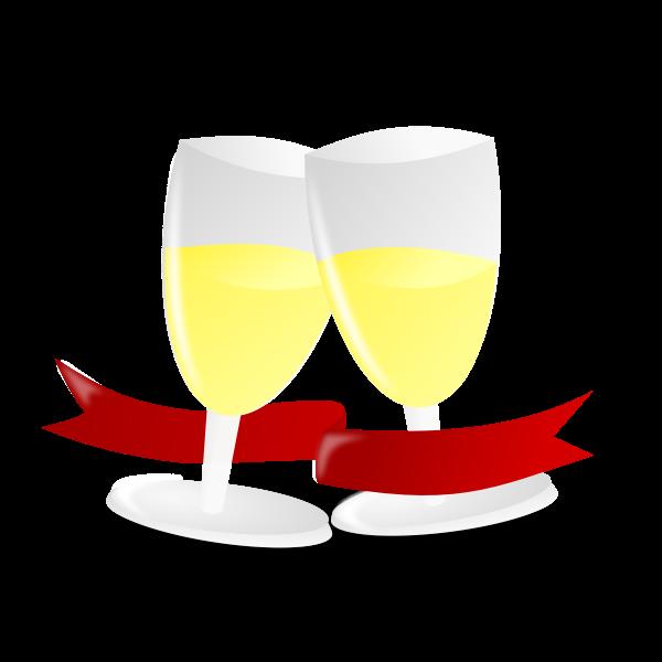 Anniversary icon vector image