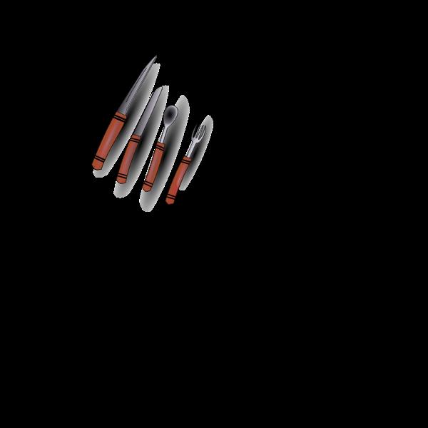 Simple Cutlery/Silverware