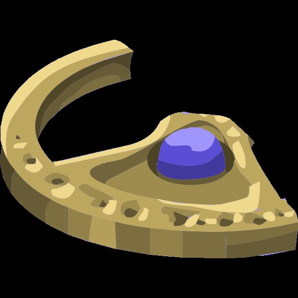 Magical pendant artifact