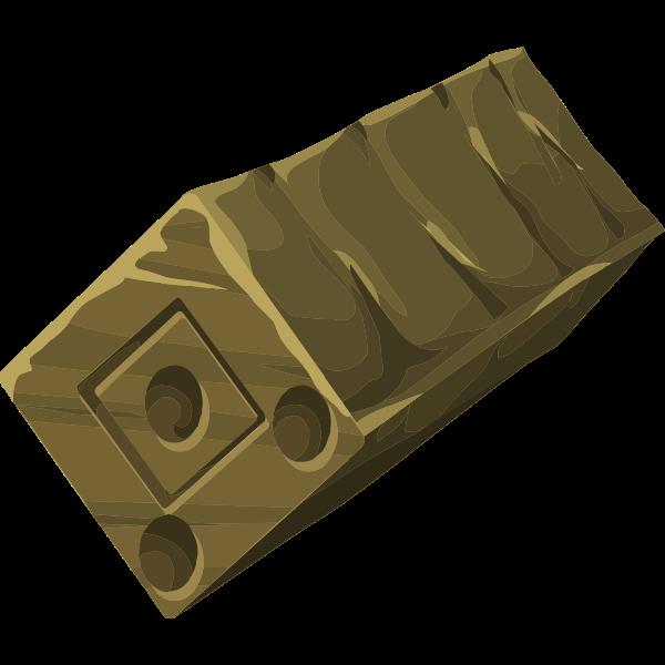 Mysterious artifact