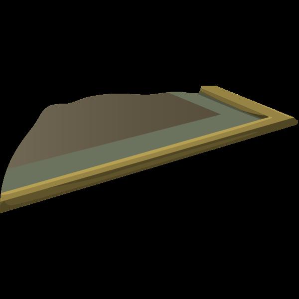 artifact torn manuscript piece2