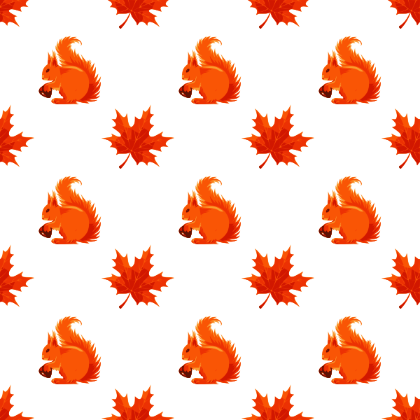 autumn seamless pattern 01