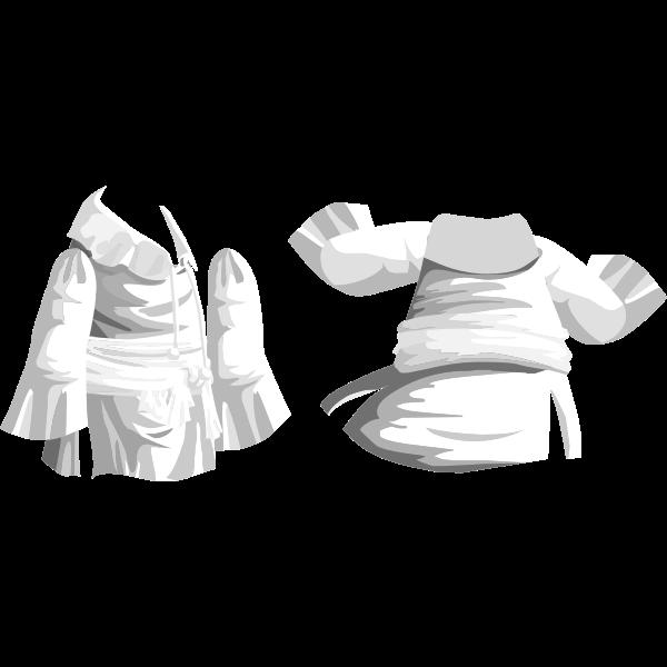avatar wardrobe coat plain robe