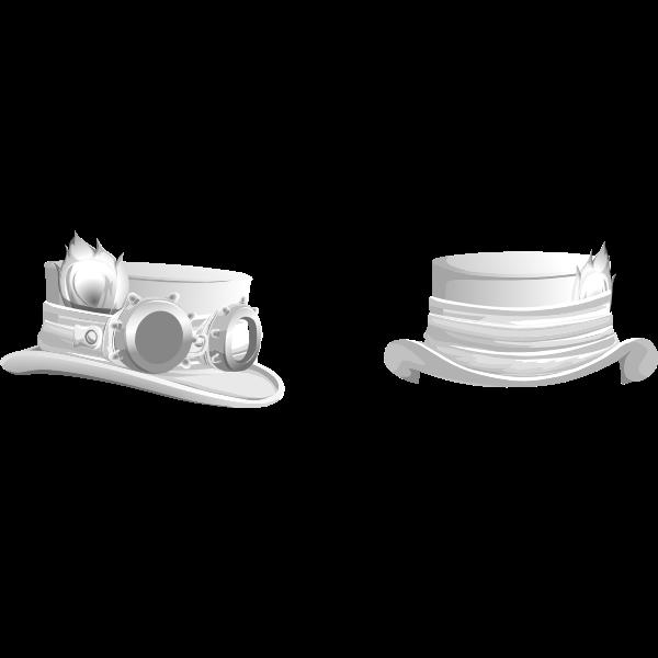 avatar wardrobe hat steampunk hat