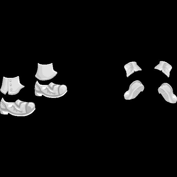 avatar wardrobe shoes steampunk guys boots