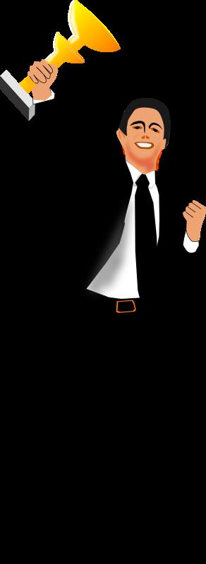 Award symbol vector image