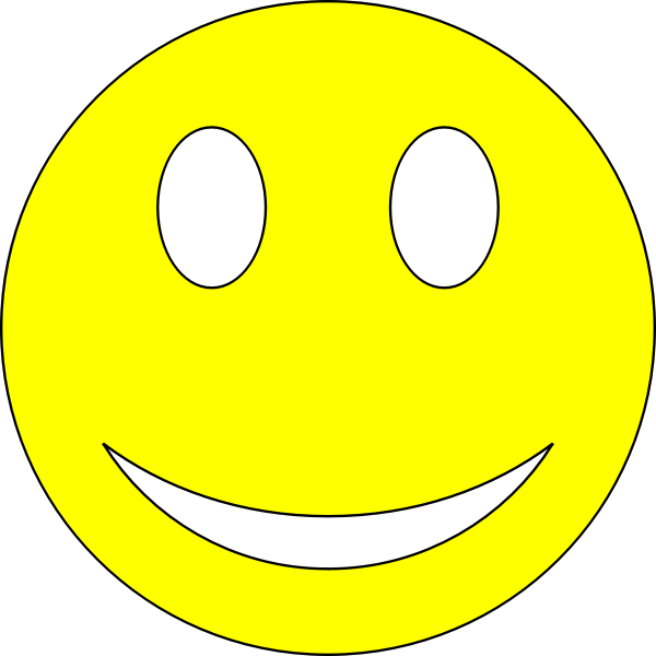 Smiley - Yellow