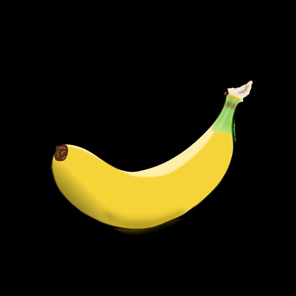 Banana fruit clip art graphics