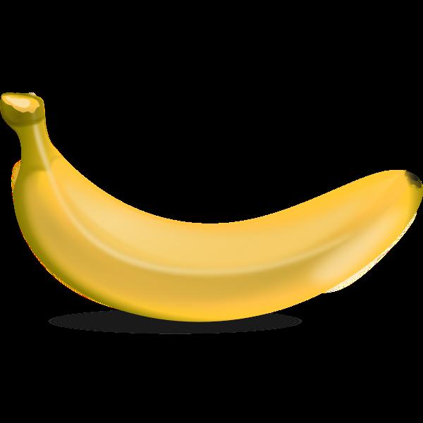 Edible yellow fruit clip art
