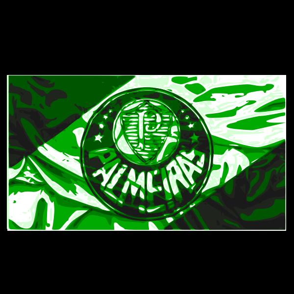 bandeira Palmeiras