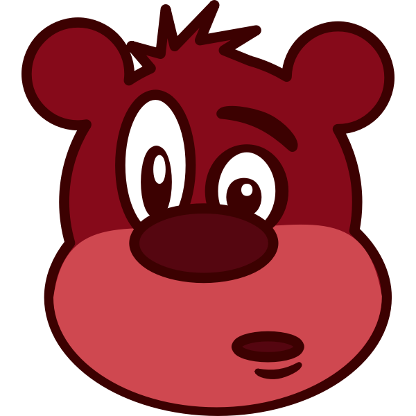 Confused bear