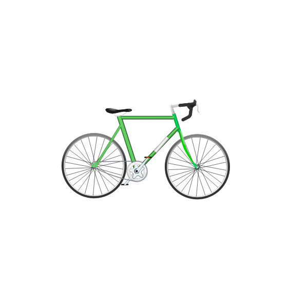bicycle green 560px