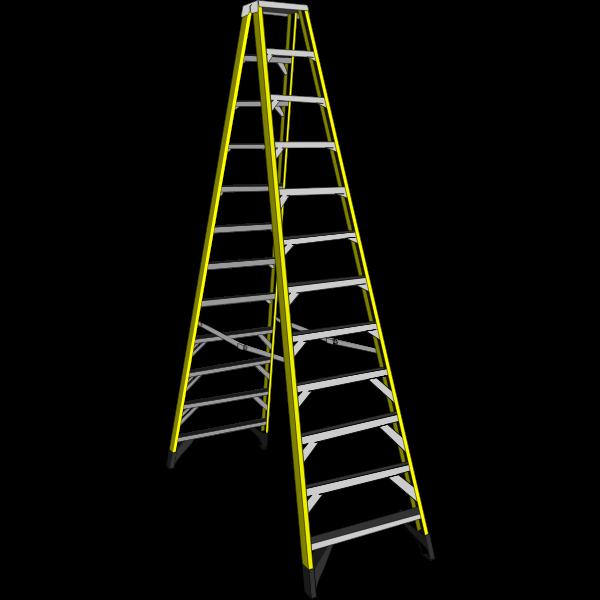 Big ladder