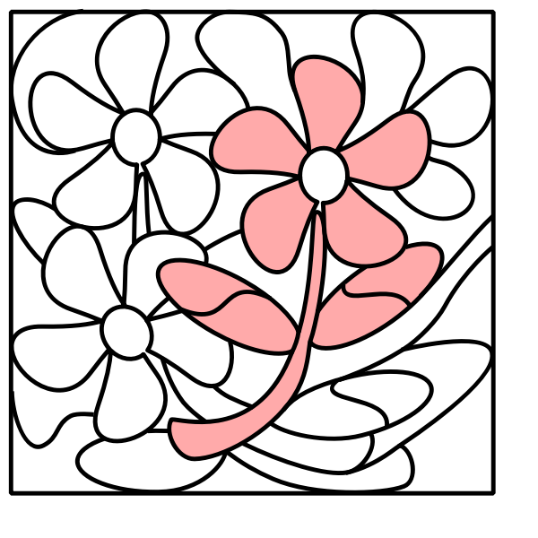 solution image flower