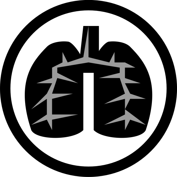 Black Lung Icon