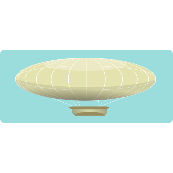 Fancy airship