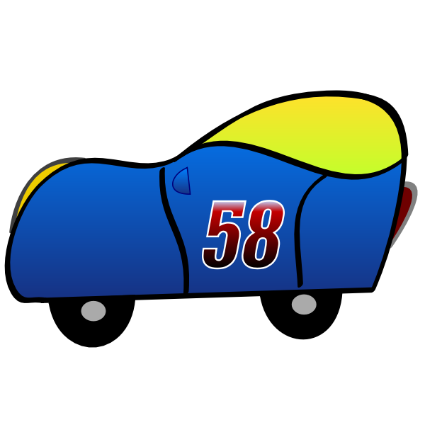 Vehicle icon vector image clip art image