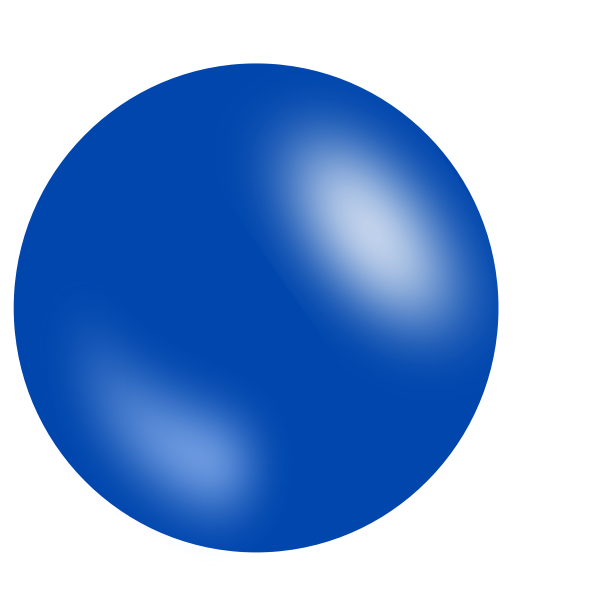 Blue sphere-1585141864