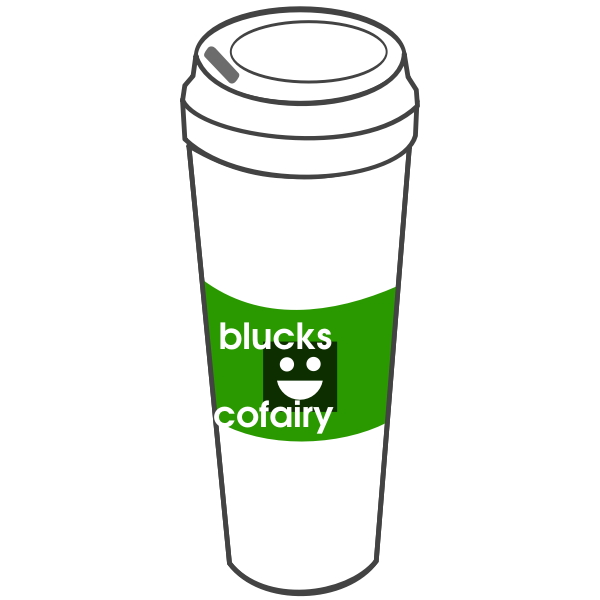 Cup of coffee vector drawing